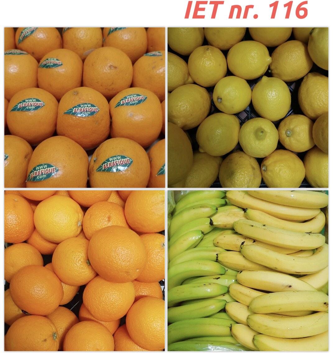 Organizarea alimentației sănătoase în IET nr.116
